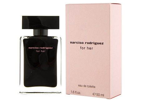 Narciso Rodriguez For Her eau de toilette 50 ml Parfum